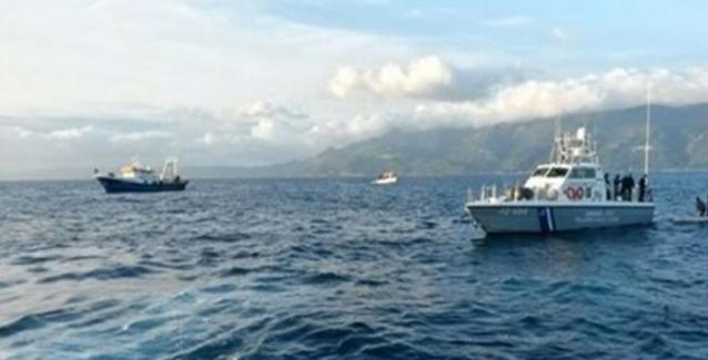 Έρευνες για τον εντοπισμό αγνοούμενου ναυτικού στη θαλάσσια περιοχή Αγιόκαμπου Λάρισας