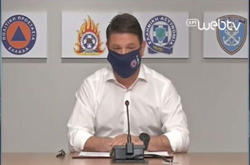 Υποχρεωτική η χρήση μάσκας σε όλους τους κλειστούς χώρους έως 31 Αυγούστου – Μέχρι 100 άτομα σε γάμους και βαπτίσεις