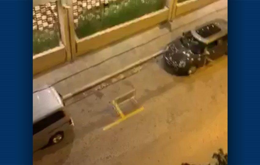 Κουκάκι: Νεκρή μία 58χρονη που έπεσε στο κενό από τον έβδομο όροφο ξενοδοχείου (vid)