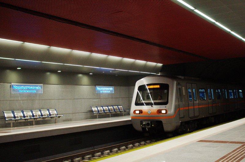 Άνδρας έπεσε στις γραμμές του μετρό στο Νομισματοκοπείο