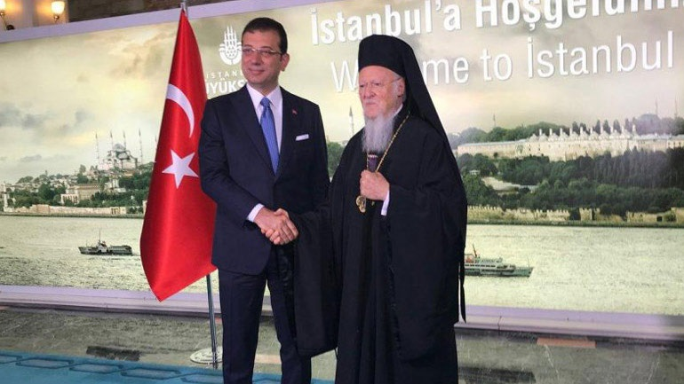 Διαφωνία Ιμάμογλου για την Αγία Σοφία- Διχασμένη η κοινή γνώμη της Τουρκίας