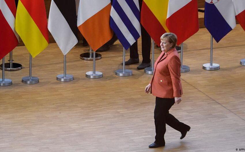 Καγκελάριος ετών 66- Γενέθλια σε μια διχασμένη Ευρώπη