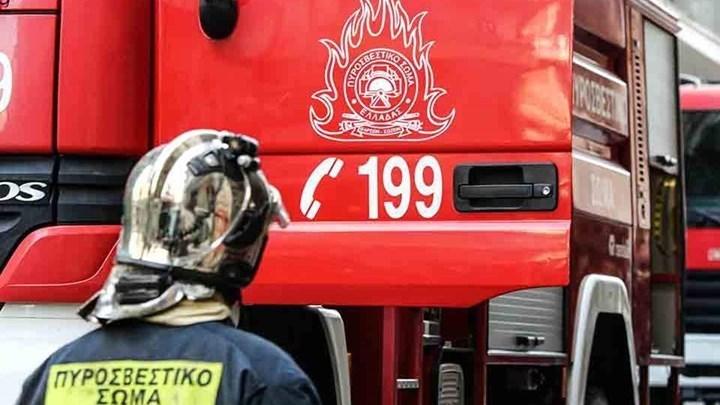 Πυρκαγιά ΤΩΡΑ στην Κερατέα