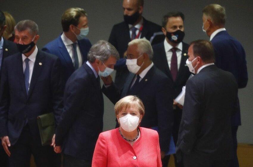 """Σκληρό """"παζάρι"""" στις Βρυξέλλες για 750 δισ- Διαφωνίες των """"βορείων"""""""
