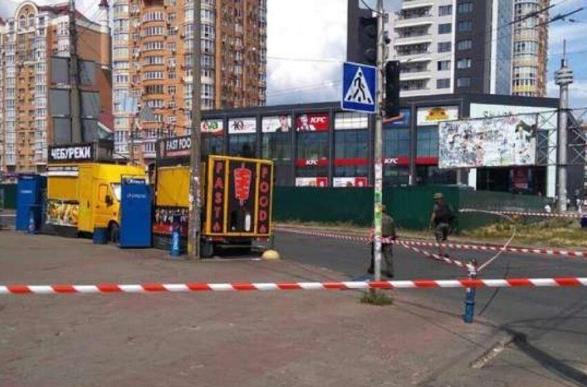 Κίεβο: Έκρηξη κοντά σε σταθμό του Μετρό μετά τον εντοπισμό ύποπτης βαλίτσας (vid)