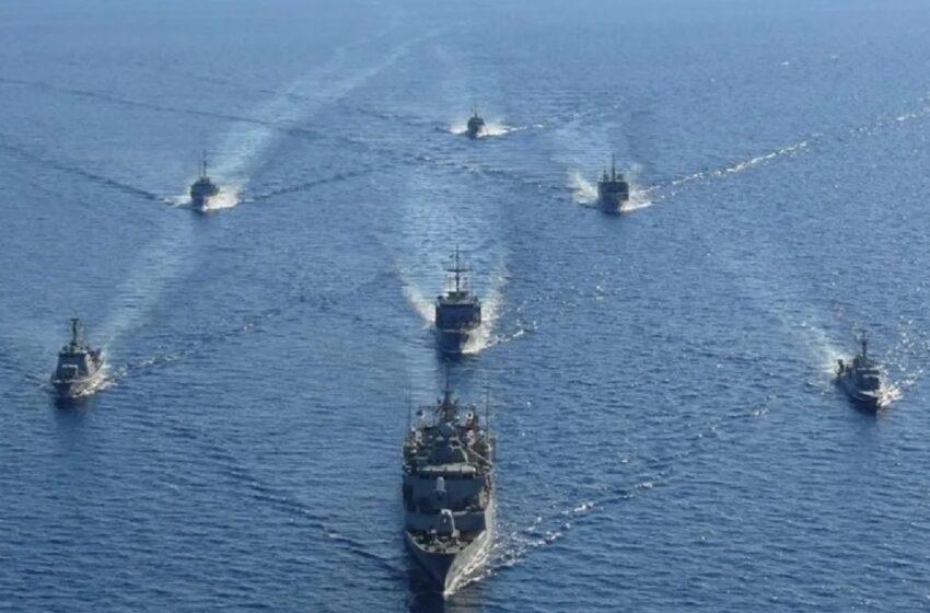 Κρίση Καστελόριζο: Απέναντι ελληνικός και τουρκικός στόλος