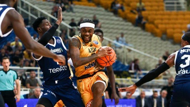 Κλήρωσε για ΑΕΚ και Περιστέρι στο Basketball Champions League (vid)