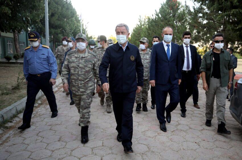 Hurriyet: Ο Ακάρ προανήγγειλε ελληνοτουρκική συνάντηση αξιωματούχων στην 'Αγκυρα