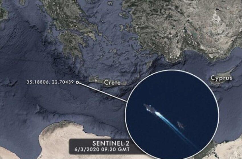 Το Αϊζενχάουερ στη Μεσόγειο νοτίως της Κρήτης – Κοινές ασκήσεις με την Ελλάδα