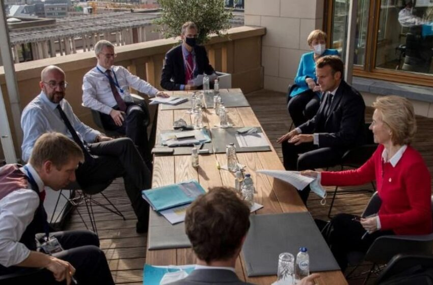 Σύνοδος Κορυφής: Υπάρχει πεδίο συμφωνίας κοντά στα 390 δισ. για επιχορηγήσεις