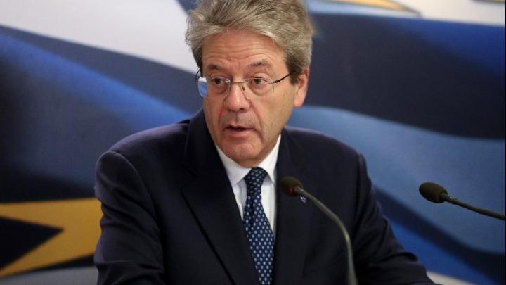 Τζεντιλόνι: Με την αξιοποίηση των πόρων του Ταμείου Ανάκαμψης η ελληνική οικονομία θα ανθίσει