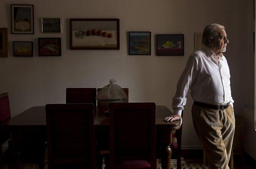Έφυγε ο Ισπανός συγγραφέας Χουάν Μαρσέ