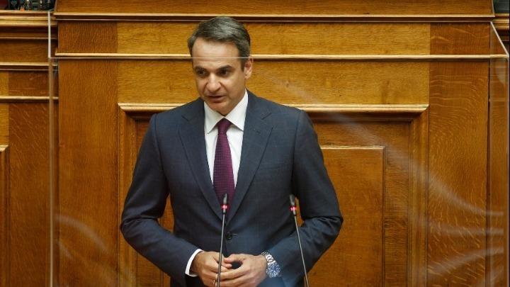 Μητσοτάκης: Το νομοσχέδιο έρχεται να θωρακίσει την ελευθερία δημόσιας έκφρασης των πολιτών