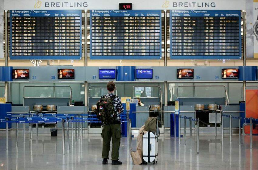 ΥΠΑ: Νέες αεροπορικές οδηγίες για πτήσεις εσωτερικού