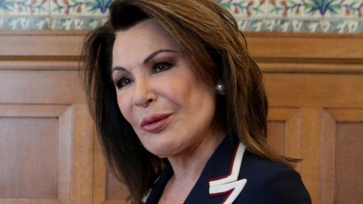 Στην Σπιναλόγκα η πρόεδρος της Επιτροπής «Ελλάδα 2021» Γ. Αγγελοπούλου-Δασκαλάκη