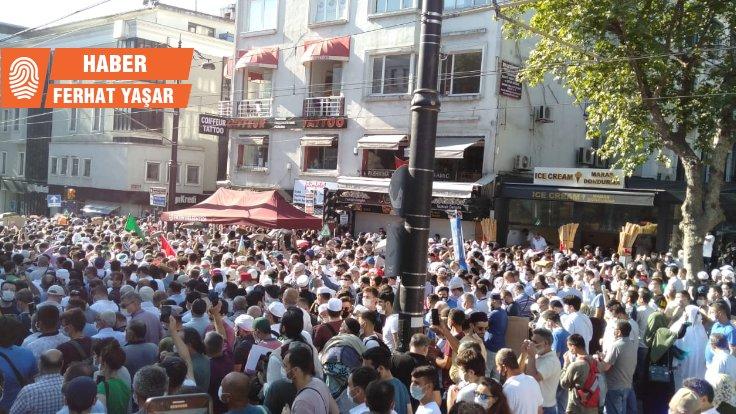 Αγιά Σοφιά ΤΩΡΑ: Πλήθος κόσμου για τη μουσουλμανική προσευχή (LIVE)