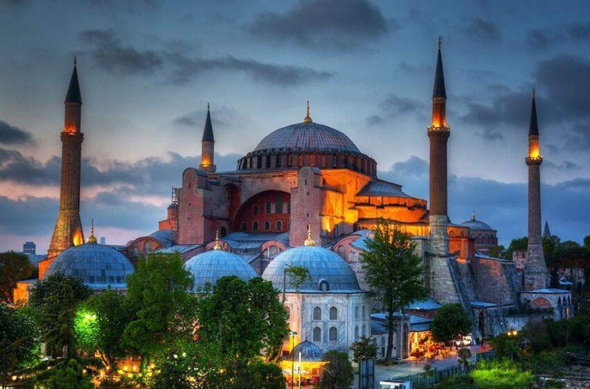 """Τζαμί η Αγία Σοφία! Προκλητική απόφαση του Ανωτάτου Δικαστηρίου με """"υπογραφή"""" Ερντογάν"""