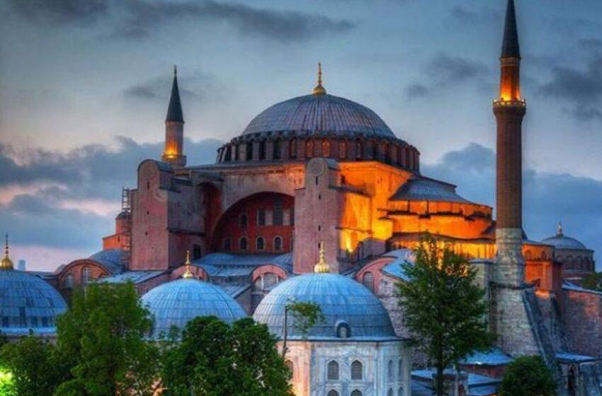 Η Judith Herrin στην Washington Post: Πράξη πολιτιστικής ισοπέδωσης η μετατροπή της Αγίας Σοφίας σε τζαμί