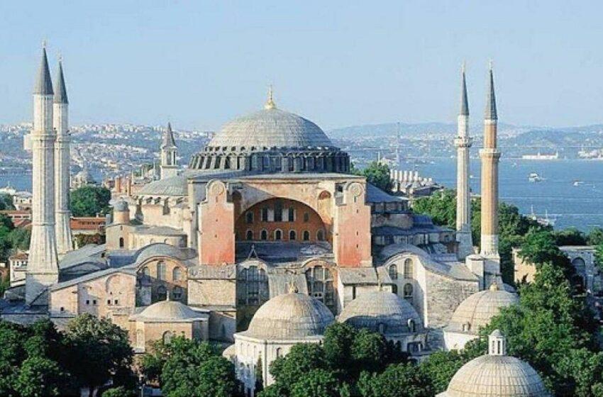 Αγία Σοφία: Τι αλλάζει με τη μετατροπή της σε τζαμί