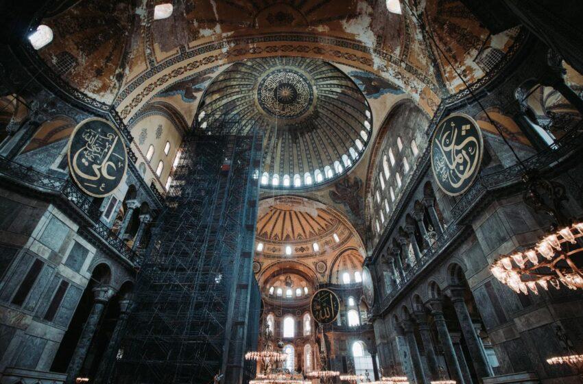 Διαρροές από το Ανώτατο Δικαστήριο για την Αγιά Σοφιά – Σε 15 μέρες η απόφαση αν θα γίνει τζαμί