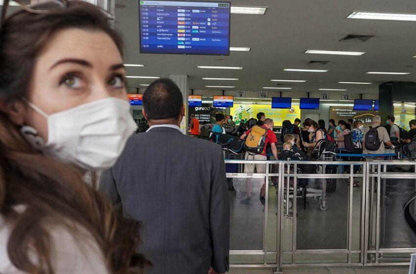 Κοροναϊός: 65 νέα κρούσματα σε 24 ώρες – Πόσα εντοπίστηκαν στις πύλες εισόδου