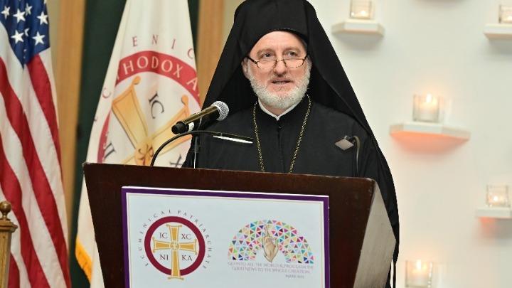 Αρχιεπίσκοπος Αμερικής: Να πάρει πίσω η τουρκική κυβέρνηση την απόφασή της για την Αγία Σοφία