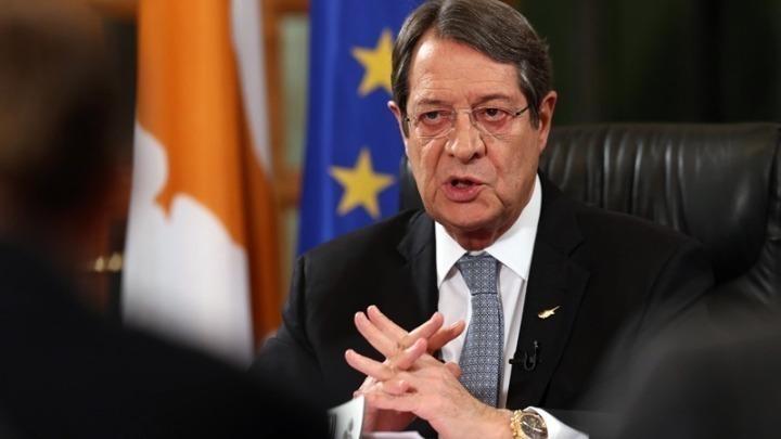 """Ν. Αναστασιάδης: """"Η ΕΕ να είναι παρούσα όποτε παραβιάζεται το Διεθνές Δίκαιο και όχι κατ' επιλογήν"""""""