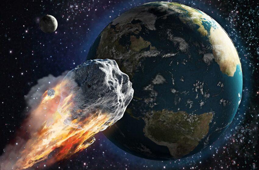 Η NASA προειδοποιεί για νέους αστεροειδείς που πλησιάζουν τη Γη