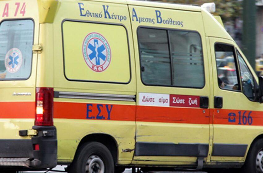 Τραγωδία στα Γιάννενα: Νεκροί δύο άνθρωποι μετά από πτώση στον ακάλυπτο