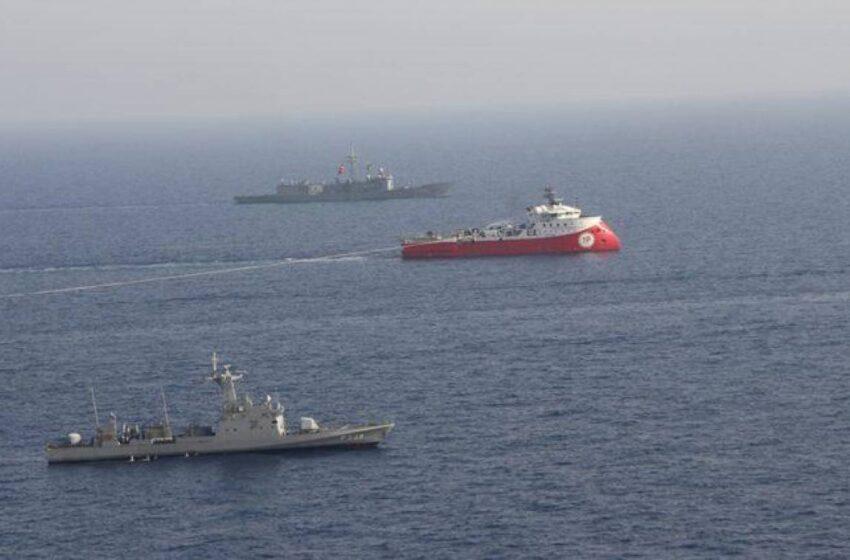 Απέπλευσε το Barbaros – Κατευθύνεται προς Κύπρο