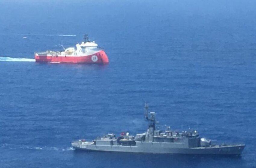 Ένταση στην κυπριακή ΑΟΖ: Το Barbaros ανοιχτά της Αμμοχώστου – Οι ΗΠΑ προτρέπουν την Άγκυρα να σταματήσει τις έρευνες