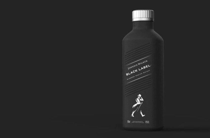 Θα έπινες ουϊσκι σε χάρτινο μπουκάλι;