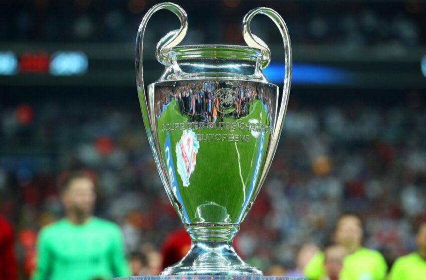 Champions League: Ανακοινώθηκαν οι ημερομηνίες για την επόμενη σεζόν
