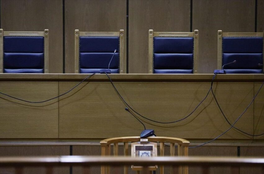"""Διεκόπη λόγω κοροναϊού η δίκη για το """"Συνεργείο"""""""