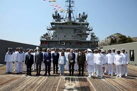 Παναγιωτόπουλος: Το ΠΝ εγγυάται την κυριαρχία στο Αιγαίο-Νέο πλοίο στον στόλο