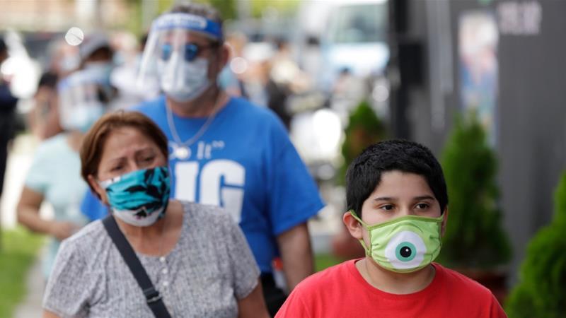 ΗΠΑ- Κοροναϊός: 9.300 νέα κρούσματα στην Φλόριντα