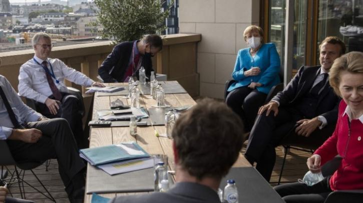 """Σύνοδος Κορυφής: Μεγάλο το χάσμα """"Βορείων""""- """"Νοτίων""""- Θρίλερ διαπραγματεύσεων"""