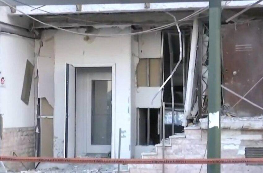 Έκρηξη σε γραφεία ναυτιλιακής εταιρείας
