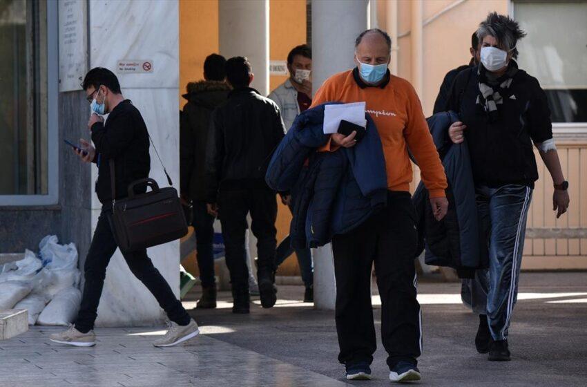 Κοροναϊός: Η συνολική εικόνα στην Ελλάδα από την 1η Ιανουαρίου (διαγράμματα)