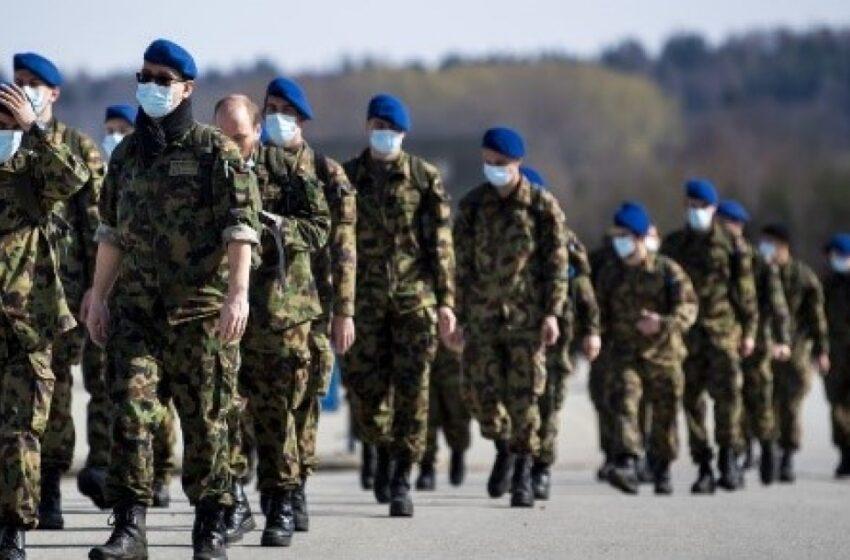 Συναγερμός στις Ένοπλες Δυνάμεις λόγω κοροναϊού – Μεγάλη διασπορά στη Σχολή Μονίμων Αξιωματικών