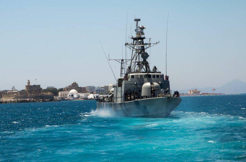 Ένταση πάλι στο Καστελόριζο: Η νέα ελληνική NAVTEX, η γκάφα και η αντι-NAVTEX της Τουρκίας