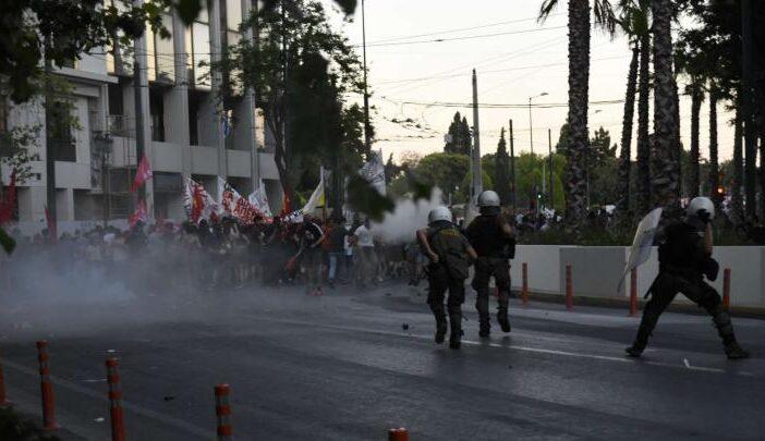 Υπ. Προστασίας του Πολίτη για τα επεισόδια: Η δράση της Αστυνομίας είναι νίκη της νομιμότητας