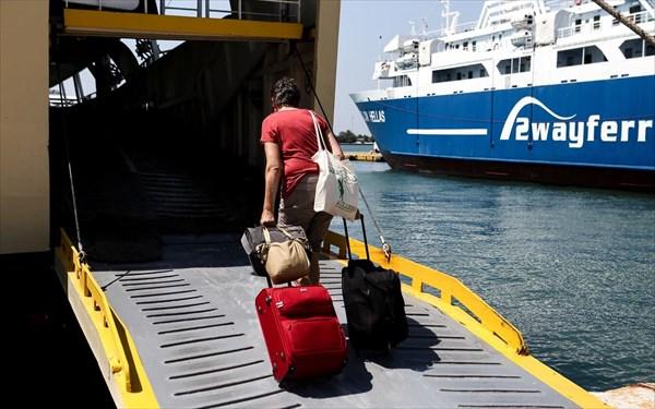 ΣΤΟΠ στην αύξηση των επιβατών στα πλοία