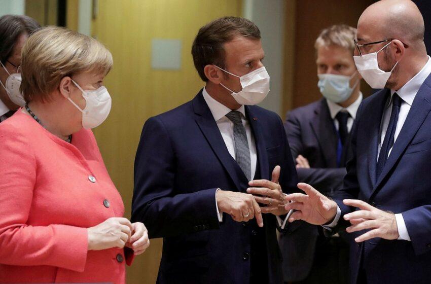 Σύνοδος Κορυφής: Θετικό μήνυμα Μέρκελ – Προς συμφωνία για το Ταμείο Ανάκαμψης