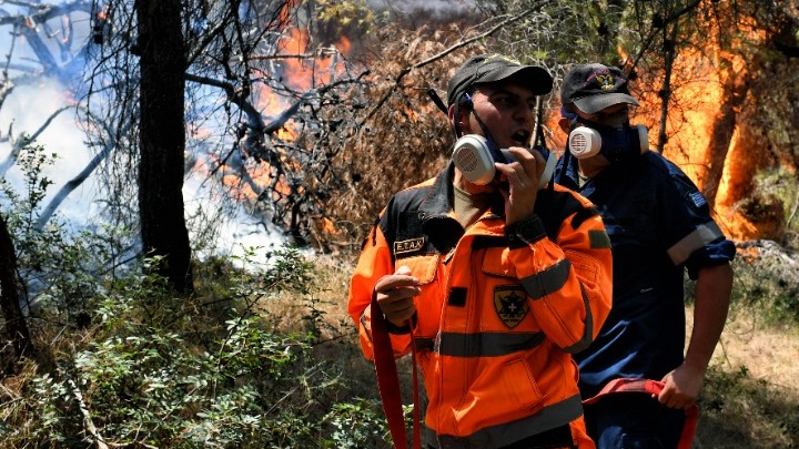 Πενήντα μία (51) δασικές πυρκαγιές το τελευταίο 24ωρο σε όλη την Ελλάδα