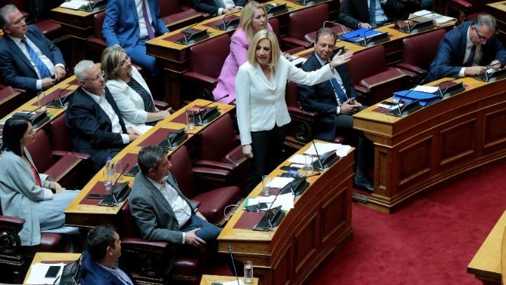 Ηχηρή διαφοροποίηση Παπανδρέου-Καστανίδη – Εισηγήσεις σκληρών για διαγραφή τους