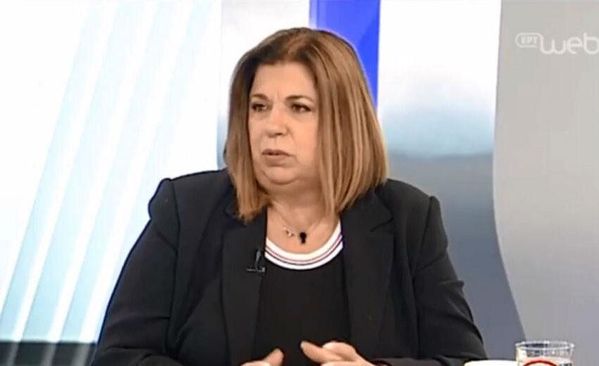 Στη δικαιοσύνη η Γιάννα Παπαδάκου για το πόρισμα της προανακριτικής