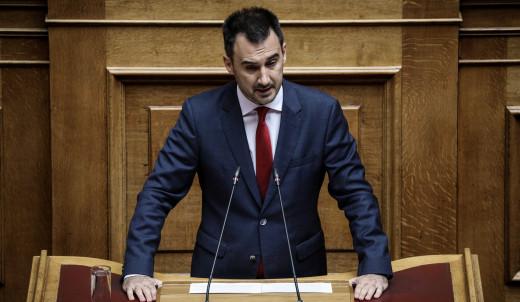 Αλ. Χαρίτσης: Ο κ. Μητσοτάκης είναι απών από το μπλοκ του Νότου απέναντι στο Βορρά