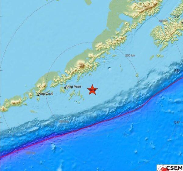 Αλάσκα: Φόβοι για τσουνάμι μετά τα 7,4 Ρίχτερ