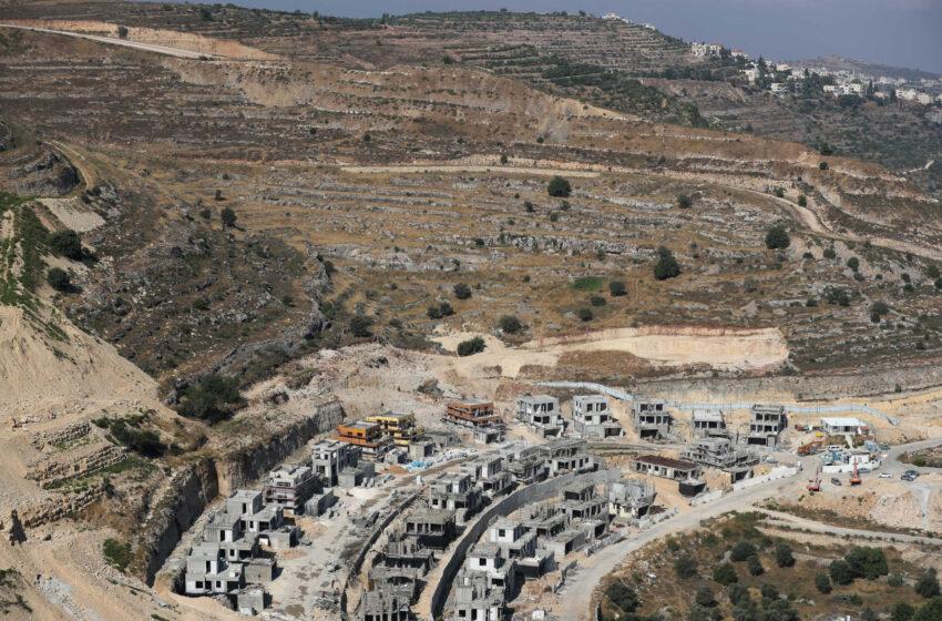 Ισραήλ: Ανέβαλλε προσάρτηση κατεχόμενων εδαφών στη Δυτική Όχθη